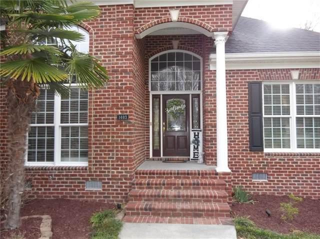 1403 Ridgecrest Avenue, Burlington, NC 27215 (MLS #108038) :: Nanette & Co.