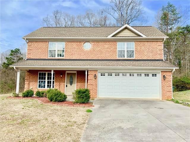 2193 Boyd Creek Drive, Graham, NC 27253 (MLS #108077) :: Nanette & Co.