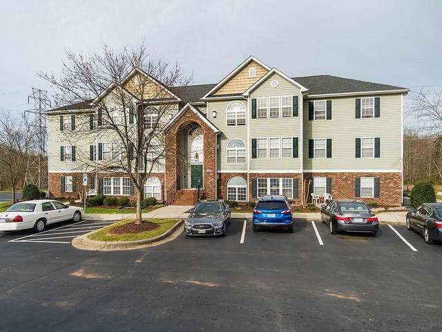 3489 Forestdale Drive 3D, Burlington, NC 27215 (MLS #108128) :: Nanette & Co.