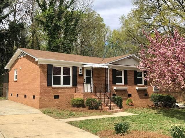 240 Pine Tree Road, Winston Salem, NC 27105 (MLS #108260) :: Nanette & Co.