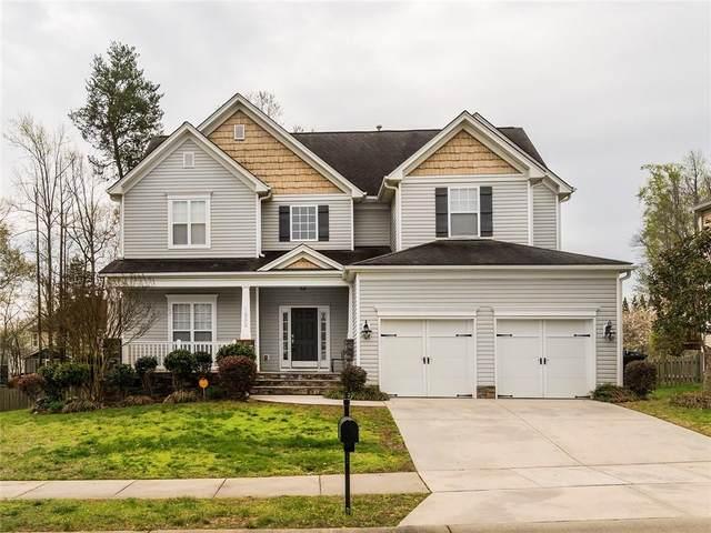 1852 Dunbar Place, Burlington, NC 27215 (MLS #108264) :: Nanette & Co.