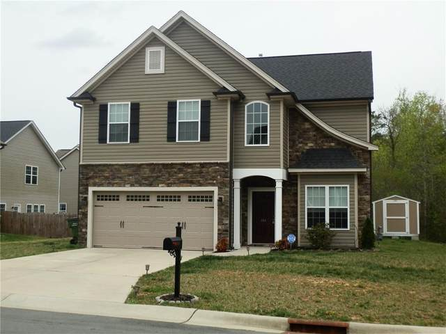 104 Emerald Drive, Gibsonville, NC 27249 (MLS #108268) :: Nanette & Co.