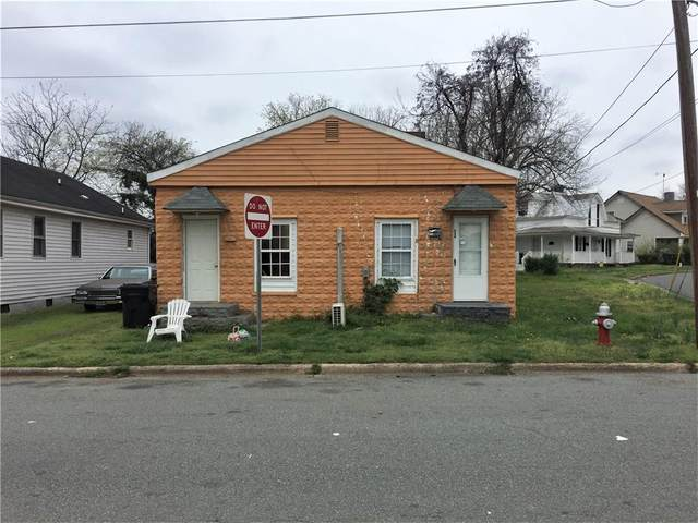 1201 Whitsett Street #-1203, Burlington, NC 27215 (MLS #108276) :: Nanette & Co.