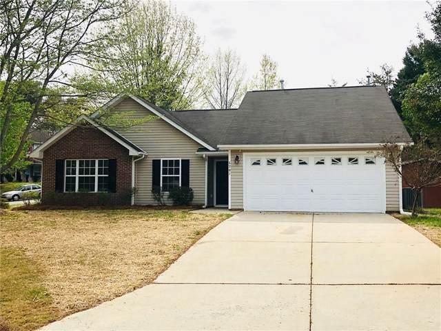 5701 River Glen Drive, Greensboro, NC 27455 (MLS #108307) :: Nanette & Co.