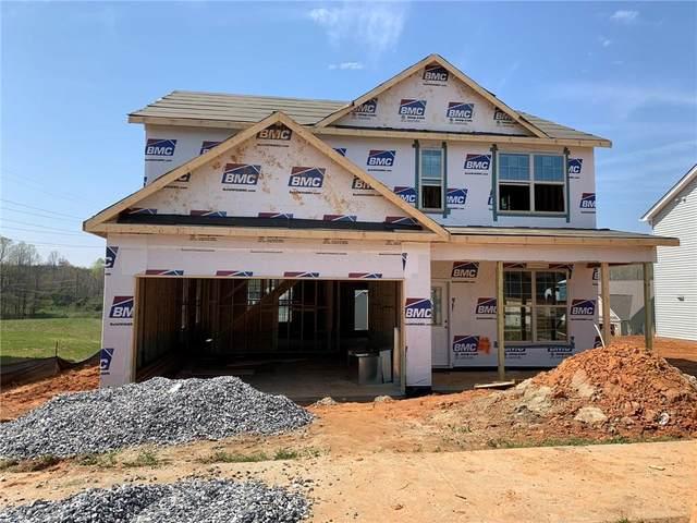860 Old Towne Drive Lot 80, Elon, NC 27244 (MLS #108342) :: Nanette & Co.