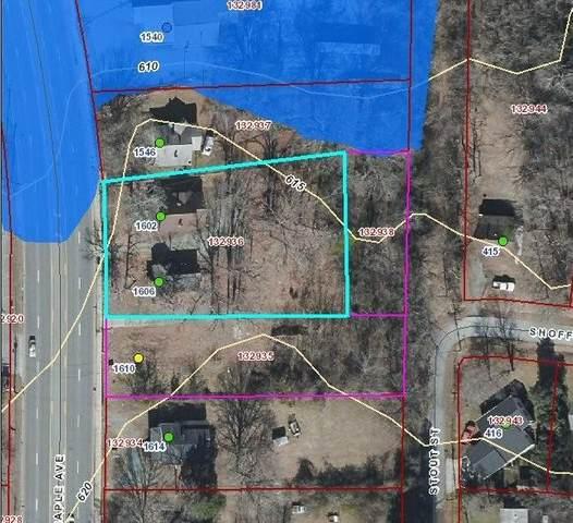 1602-1610 Maple Avenue, Burlington, NC 27215 (MLS #108393) :: Nanette & Co.