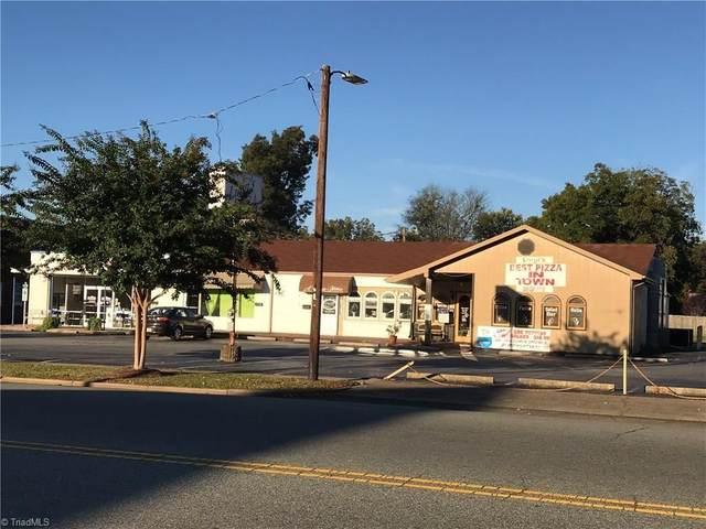 300 N Main Street, Graham, NC 27253 (MLS #108437) :: Nanette & Co.