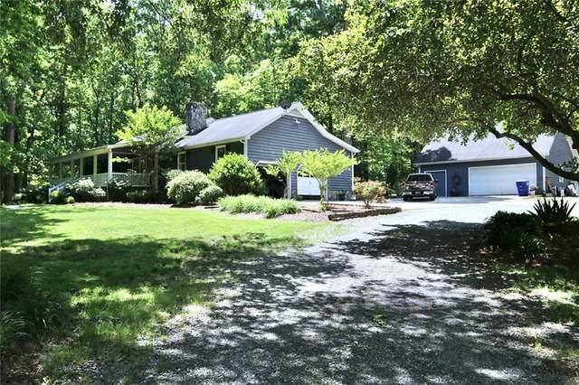 7254 S New Garden Road, Julian, NC 27283 (#108611) :: The Jim Allen Group