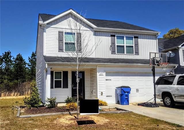 207 Pillow Lane, Burlington, NC 27217 (MLS #108663) :: Nanette & Co.