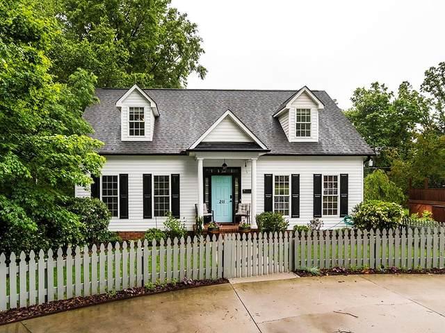 211 N Elam Avenue, Greensboro, NC 27403 (MLS #108753) :: Nanette & Co.
