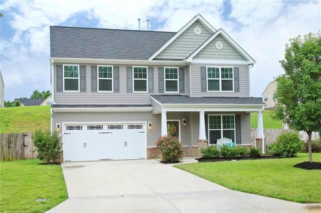 2166 Longshadow Drive, Graham, NC 27253 (MLS #108984) :: Elevation Realty