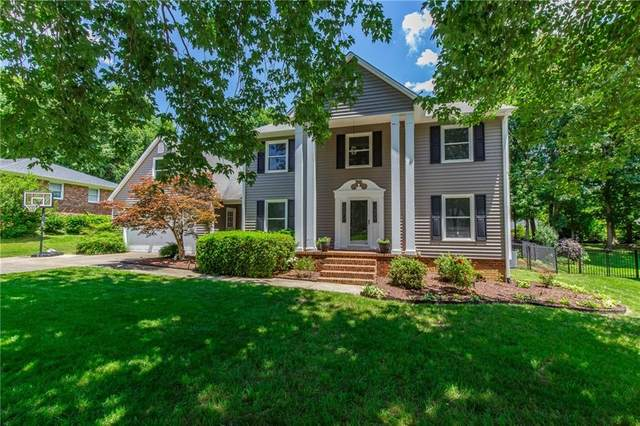 411 Edinburgh Drive, Burlington, NC 27215 (MLS #109067) :: Nanette & Co.
