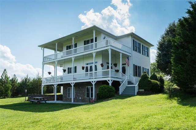 170 Lake Pointe Drive, Yanceyville, NC 27379 (MLS #109094) :: Nanette & Co.