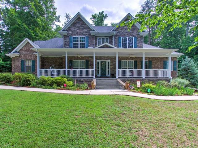 6319 Cape Wedgewood Circle, Browns Summit, NC 27214 (MLS #109108) :: Nanette & Co.