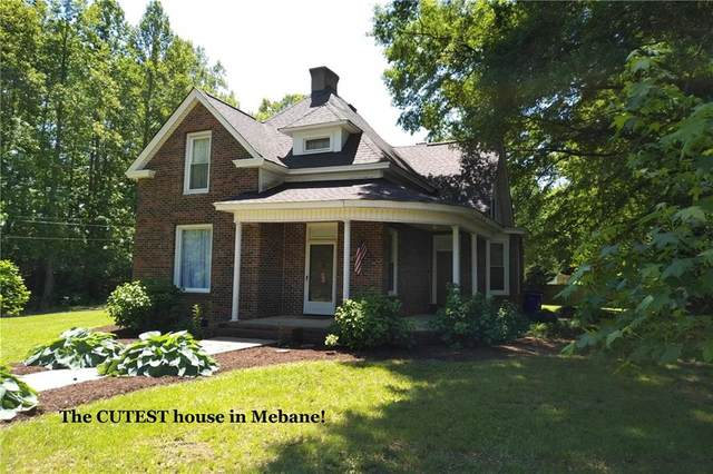 601 W Holt Street, Mebane, NC 27302 (MLS #109145) :: Elevation Realty