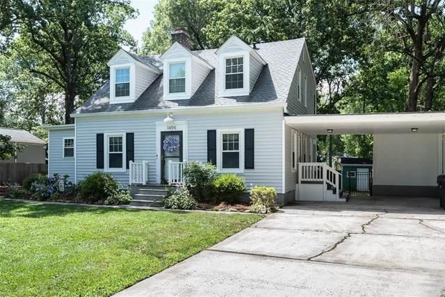1404 Hawthorne Lane, Burlington, NC 27215 (MLS #109157) :: Elevation Realty