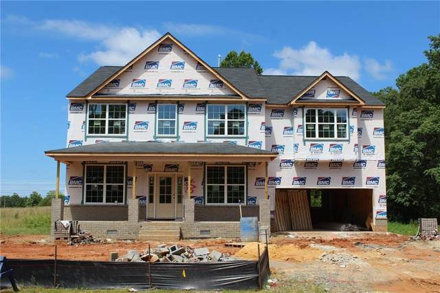 1415 Kernodle Landing Drive Lot 3, Burlington, NC 27217 (MLS #109192) :: Elevation Realty