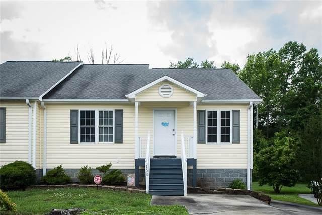 703 Apple Street, Gibsonville, NC 27249 (MLS #109264) :: Nanette & Co.