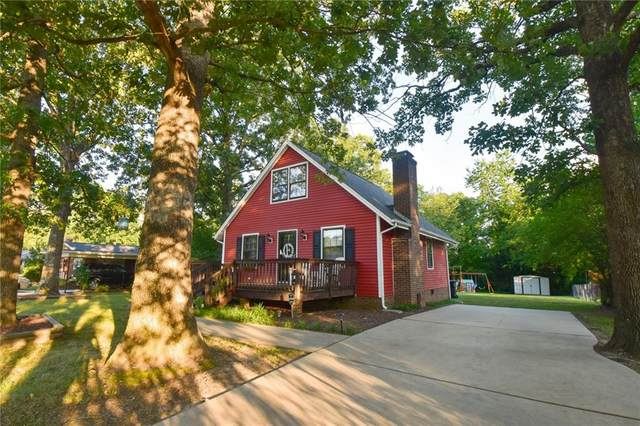 809 Parkwood Street, Burlington, NC 27215 (MLS #109282) :: Nanette & Co.