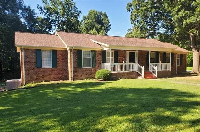 2297 Lakeview Terrace, Burlington, NC 27215 (MLS #109408) :: Nanette & Co.