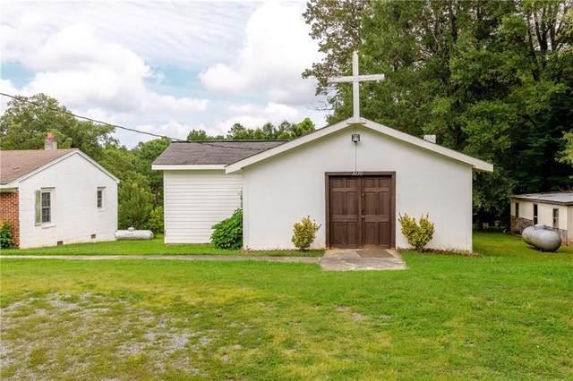 3226 Woods Chapel Road, Graham, NC 27253 (MLS #109488) :: Nanette & Co.