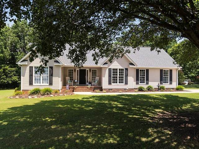 1125 Ravenwood Drive, Graham, NC 27253 (MLS #109512) :: Nanette & Co.
