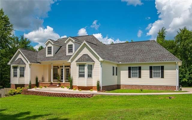 1548 Jeffries Cross Road, Burlington, NC 27217 (MLS #109531) :: Nanette & Co.