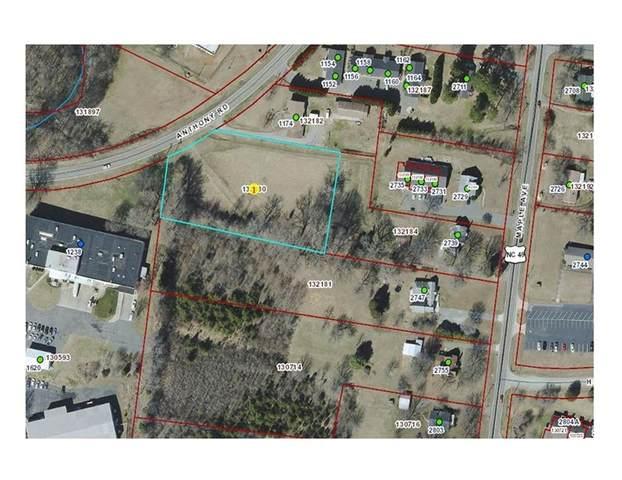 0 Anthony Road, Burlington, NC 27215 (MLS #109534) :: Nanette & Co.