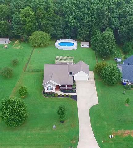 1037 Ravenwood Drive, Graham, NC 27253 (MLS #109544) :: Elevation Realty