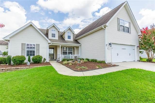 228 Brycewood Drive, Burlington, NC 27215 (MLS #109546) :: Nanette & Co.