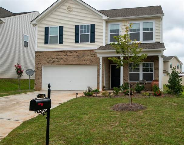 5516 Hardie Farm Drive, Greensboro, NC 27405 (MLS #110790) :: Nanette & Co.