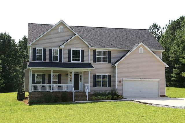 1704 Old Carriage, Haw River, NC 27258 (MLS #110973) :: Nanette & Co.