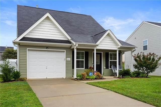 3017 Desmond Woods Drive, Greensboro, NC 27405 (MLS #111039) :: Nanette & Co.