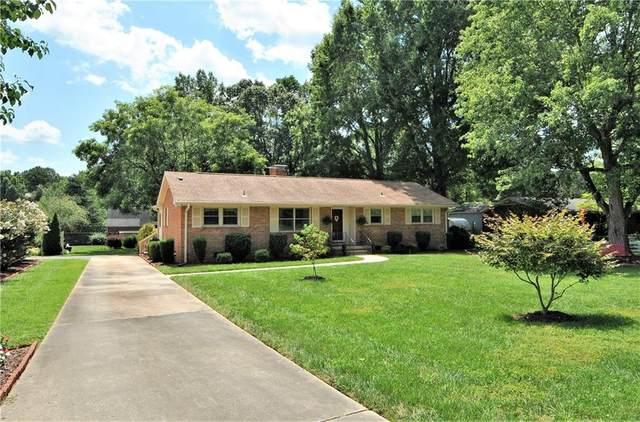 304 Collinwood Drive, Burlington, NC 27215 (MLS #111123) :: Nanette & Co.
