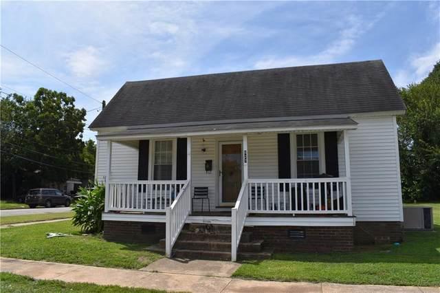 821 E Davis Street #827, Burlington, NC 27215 (MLS #112169) :: Nanette & Co.