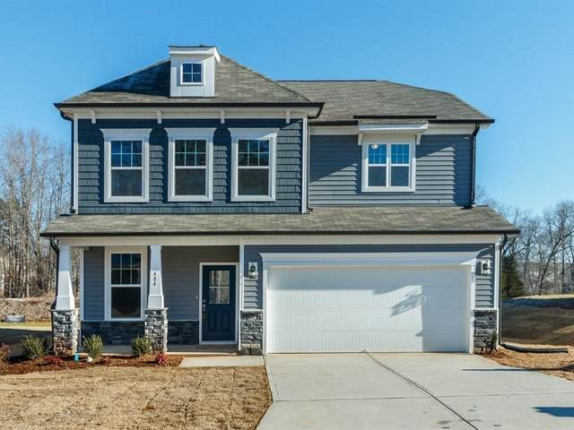 108 Palladium Court, Elon, NC 27244 (MLS #112181) :: Nanette & Co.