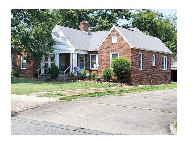 117 Glenwood Avenue, Burlington, NC 27215 (MLS #112205) :: Nanette & Co.