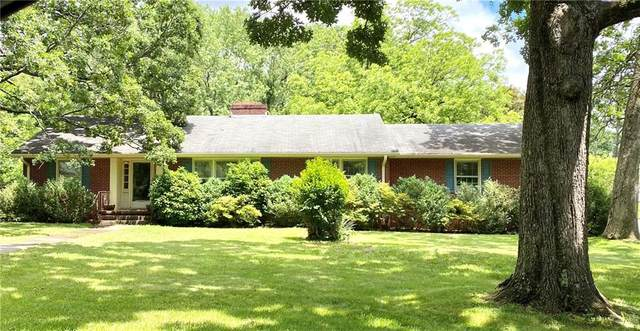 503 Oakland Drive, Burlington, NC 27215 (MLS #112267) :: Nanette & Co.