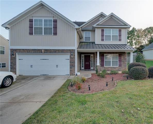 2027 Heron Pointe Drive, Whitsett, NC 27377 (MLS #112347) :: Nanette & Co.