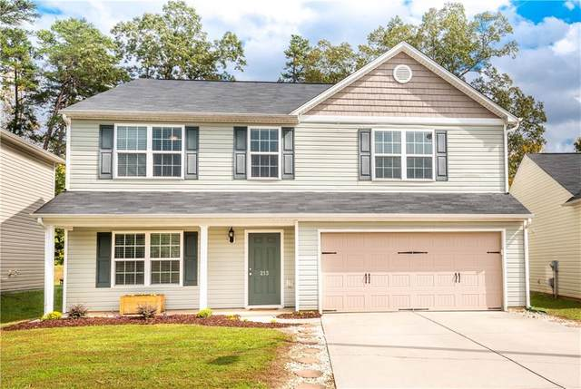 213 Trimble Drive, Elon, NC 27244 (MLS #112352) :: Nanette & Co.