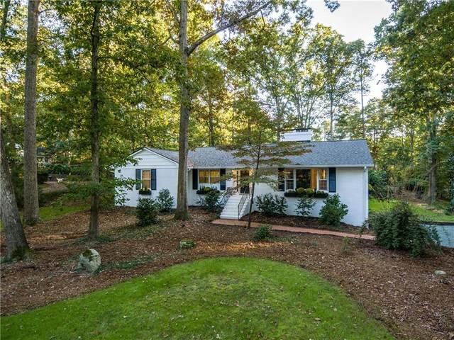 407 N Elliott Road, Chapel Hill, NC 27514 (MLS #112403) :: Nanette & Co.