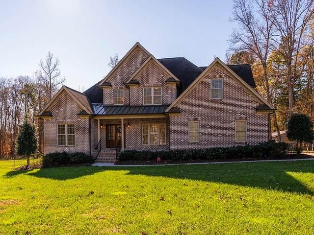 406 Greenwood Drive, Burlington, NC 27217 (MLS #112404) :: Nanette & Co.
