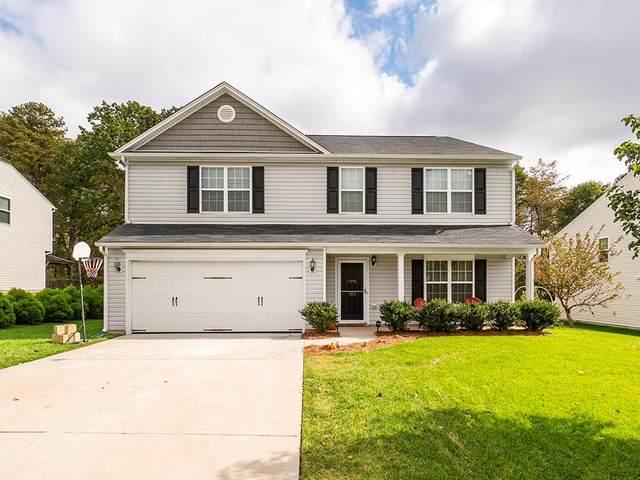 183 Rosemary Drive, Burlington, NC 27215 (MLS #112412) :: Nanette & Co.