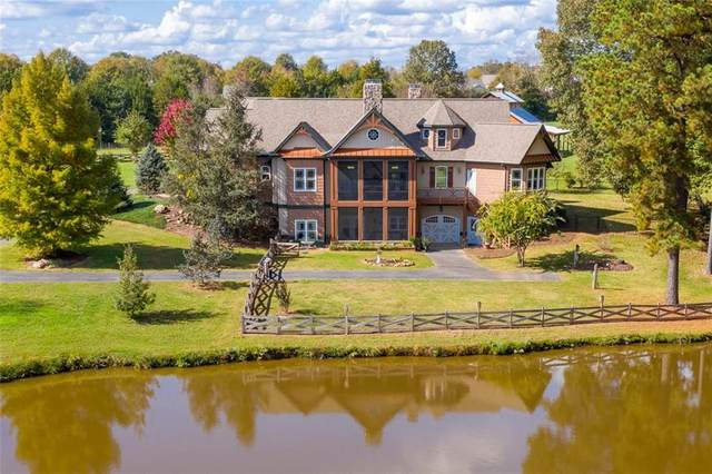6205 High Rock Road, Efland, NC 27243 (MLS #112464) :: Nanette & Co.