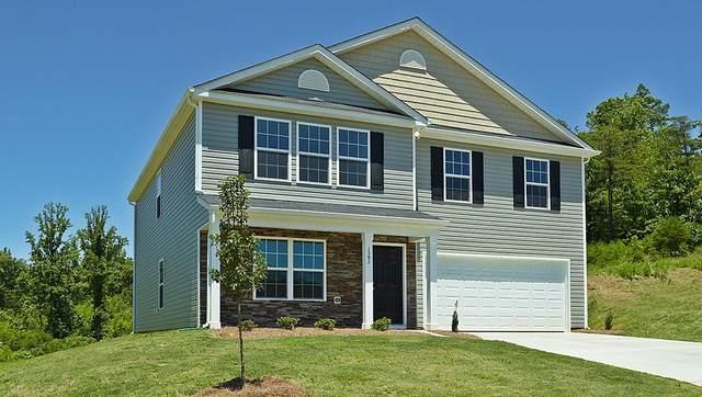 902 Cannonade Drive #19, Whitsett, NC 27377 (MLS #112480) :: Nanette & Co.