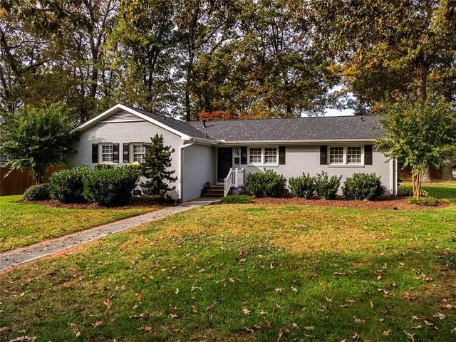 2605 Hickory Avenue, Burlington, NC 27215 (MLS #113501) :: Nanette & Co.