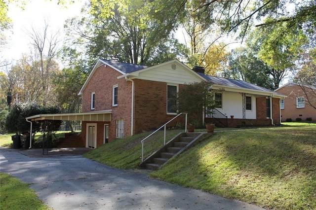 2014 Woodland Avenue, Burlington, NC 27215 (MLS #113576) :: Nanette & Co.