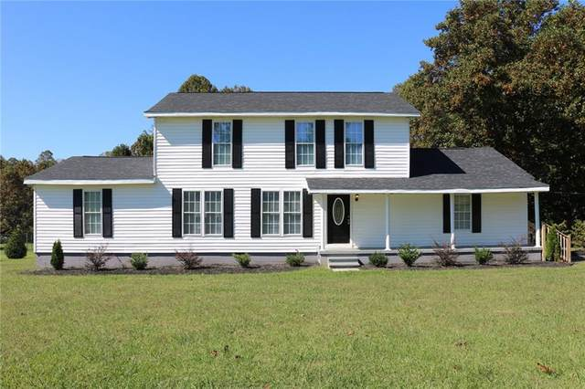 4022 Efland Cedar Grove Road, Hillsborough, NC 27278 (MLS #113639) :: Nanette & Co.