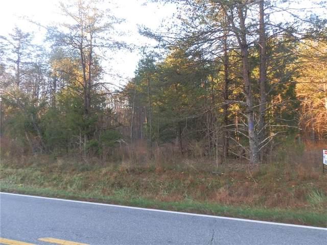0 W Greensboro Chapel Hill Road, Liberty, NC 27298 (MLS #113666) :: Nanette & Co.