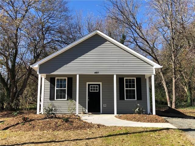 407 Green Street, Roxboro, NC 27573 (MLS #113686) :: Nanette & Co.